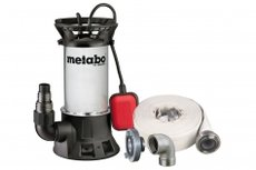 Tauchpumpen: 			Metabo - PS 18000 SN Set